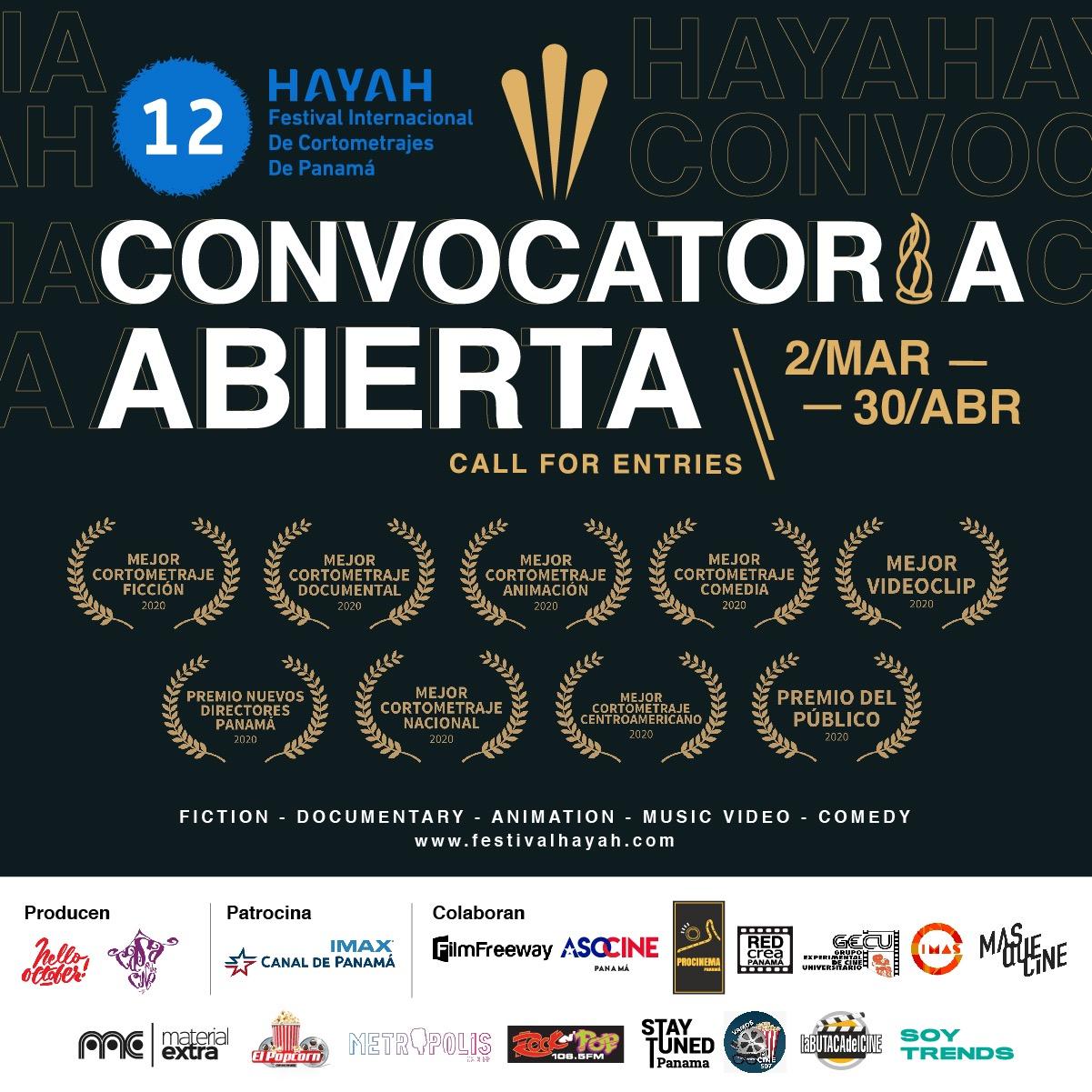 Photo of 12vo. Edición del Festival Hayah