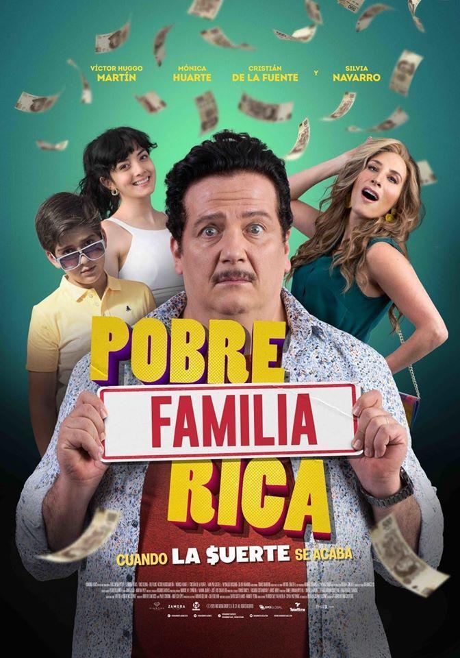 Photo of Diamond presenta trailer de 'Pobre Familia Rica'