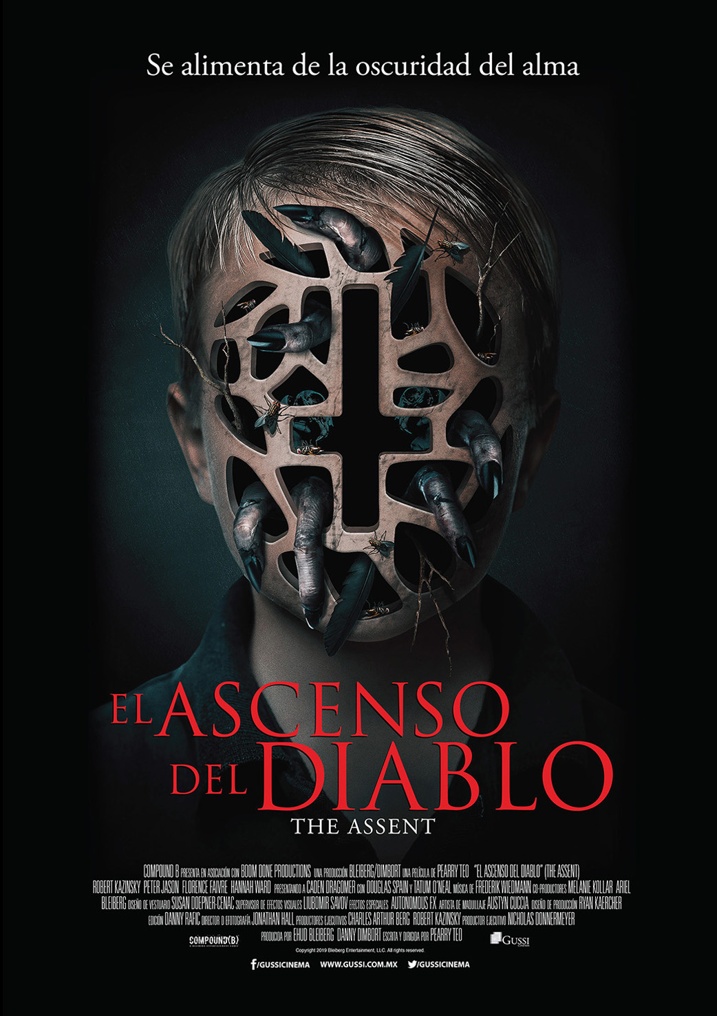 Photo of Estreno de del film de terror «El Ascenso del Diablo»