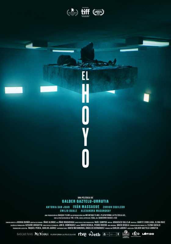Photo of La película de Netflix 'El Hoyo' se ha convertido en una de la más vista los últimos días