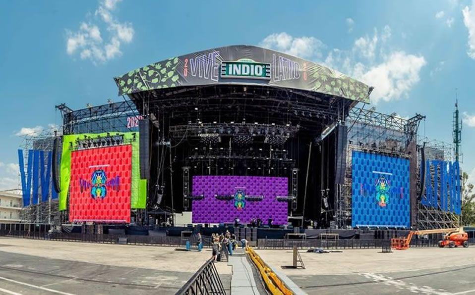 Photo of Entre críticas el festival de México 'Vive Latino' se realizó el pasado fin de semana