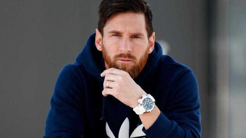 Photo of Leo Messi hace donación a hospitales en la lucha contra el COVID19