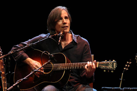 Photo of El cantautor Jackson Browne dio positivo para Covid-19