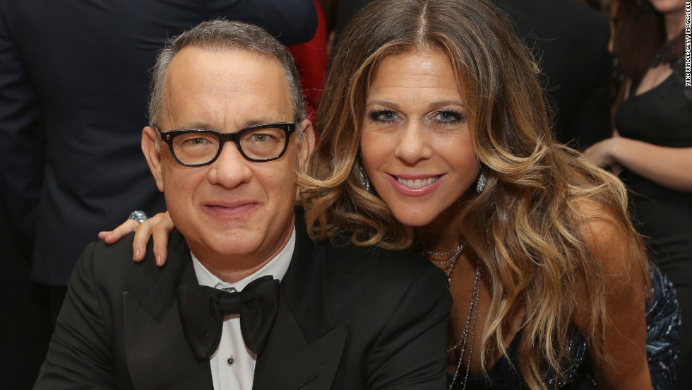 Photo of Tom Hanks y su esposa Rita Wilson dieron positivo de coronavirus