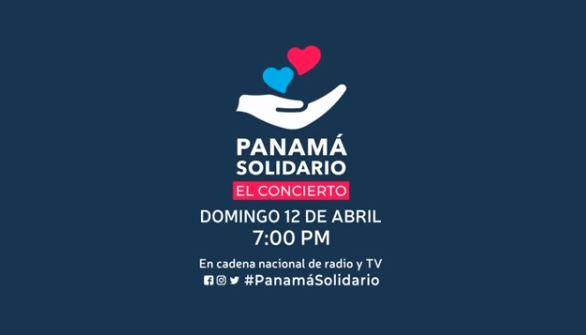 Photo of Prepárate para 'Panamá Solidario el concierto' el próximo 12 de abril