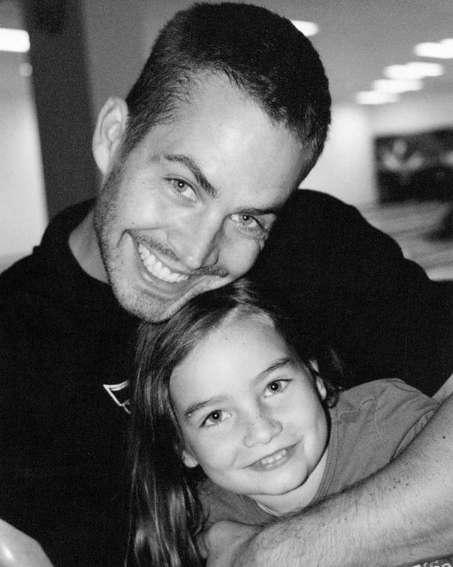 Photo of La hija de Paul Walker compartió un vídeo del inolvidable actor