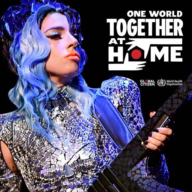Photo of Lady Gaga junto a otros artistas presentará Concierto solidario 'One World: Together At Home'