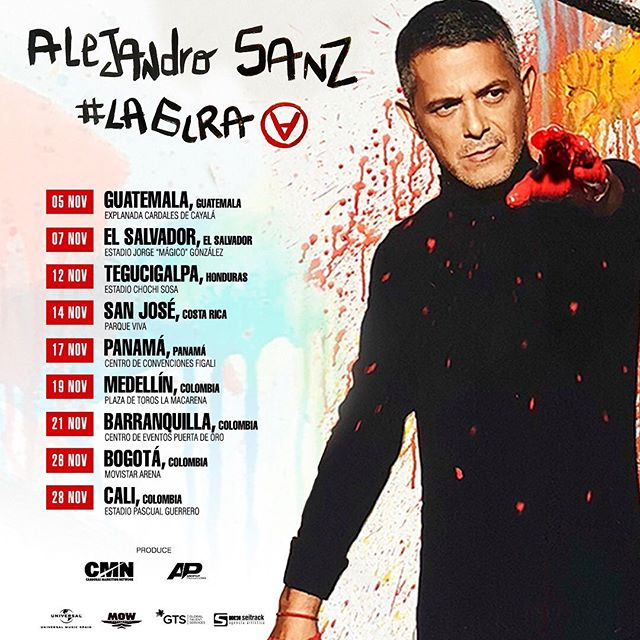 Photo of Alejandro Sanz anuncia nuevas fechas para su Tour #La Gira por latinoamérica