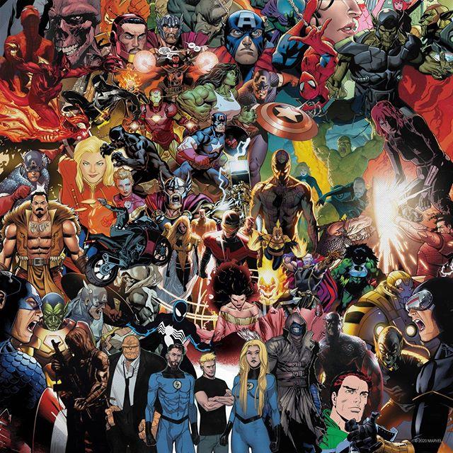 Photo of Marvel ha liberado completamente gratis algunos cómics de su colección