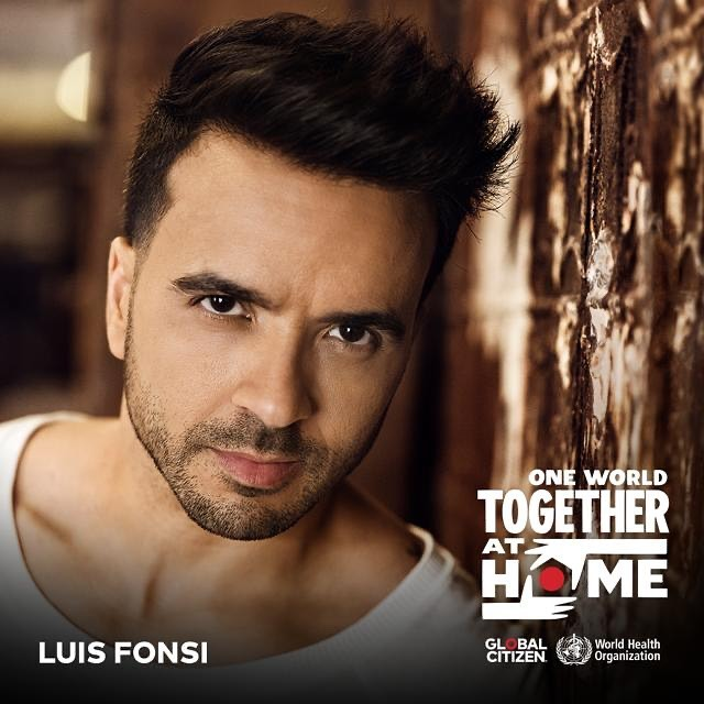 Photo of Luis Fonsi se une al concierto global por el coronavirus