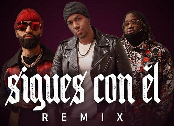 Photo of El remix de «Sigues con él» de Arcangel, con Sech y Romeo Santos es N° 1 en Vevo