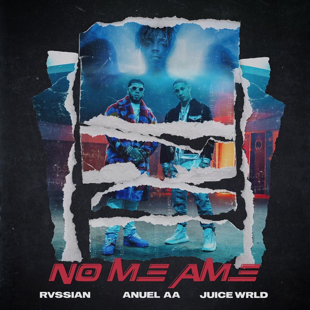 Photo of Anuel AA estrena 'No Me Ame' junto a Rvssian y la voz del rapero fallecido Juice WRLD