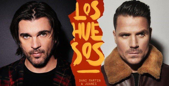 "Photo of Dani Martin presenta ""Los Huesos"" junto a Juanes"