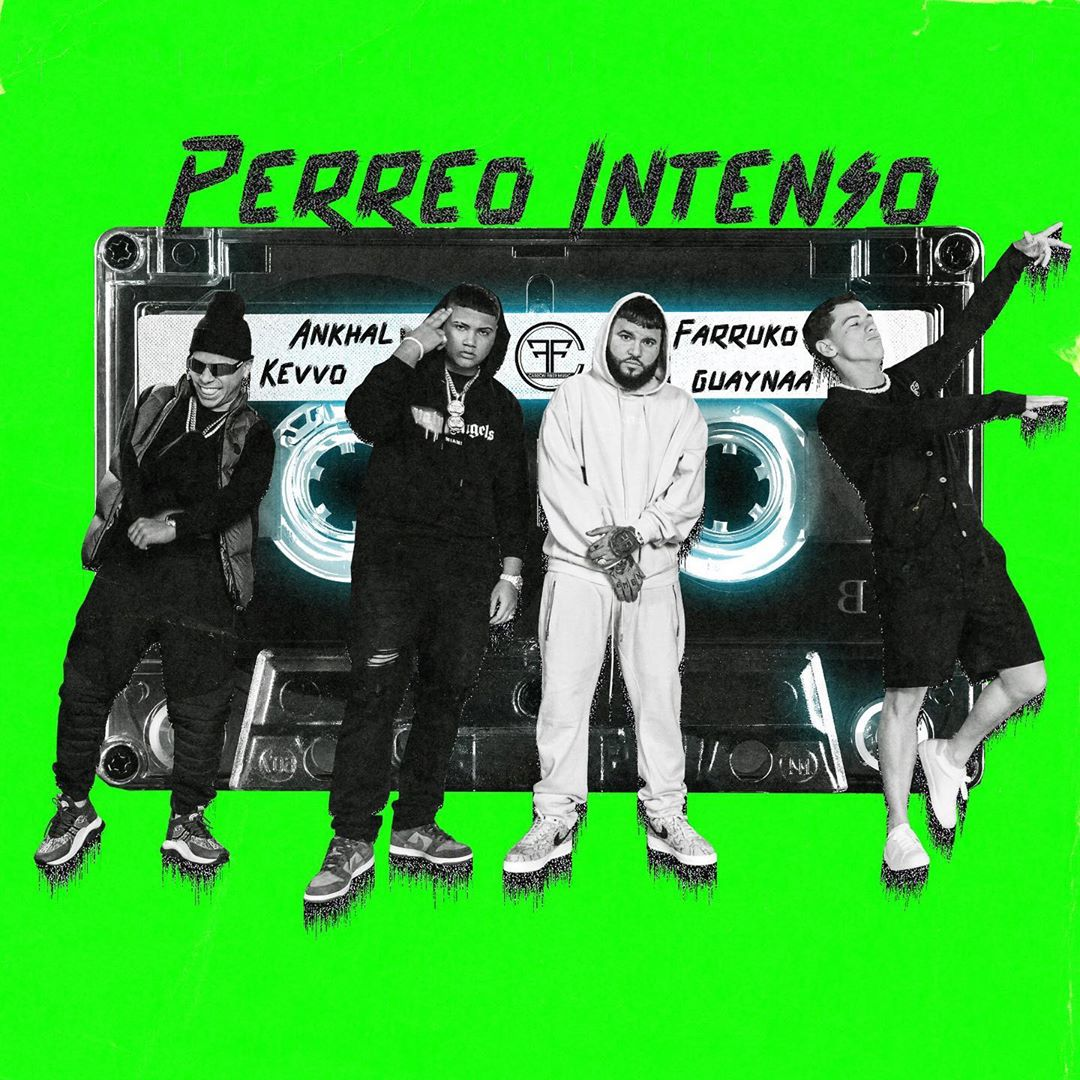 Photo of «Perreo Intenso» de Farruko, Ankhal, Guaynaa & Kevvo se ha convertido tendencia en Vevo