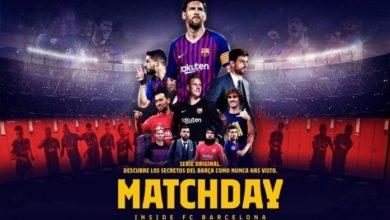 Photo of ¡Disponible! en Netflix 'Matchday: Inside FC Barcelona'