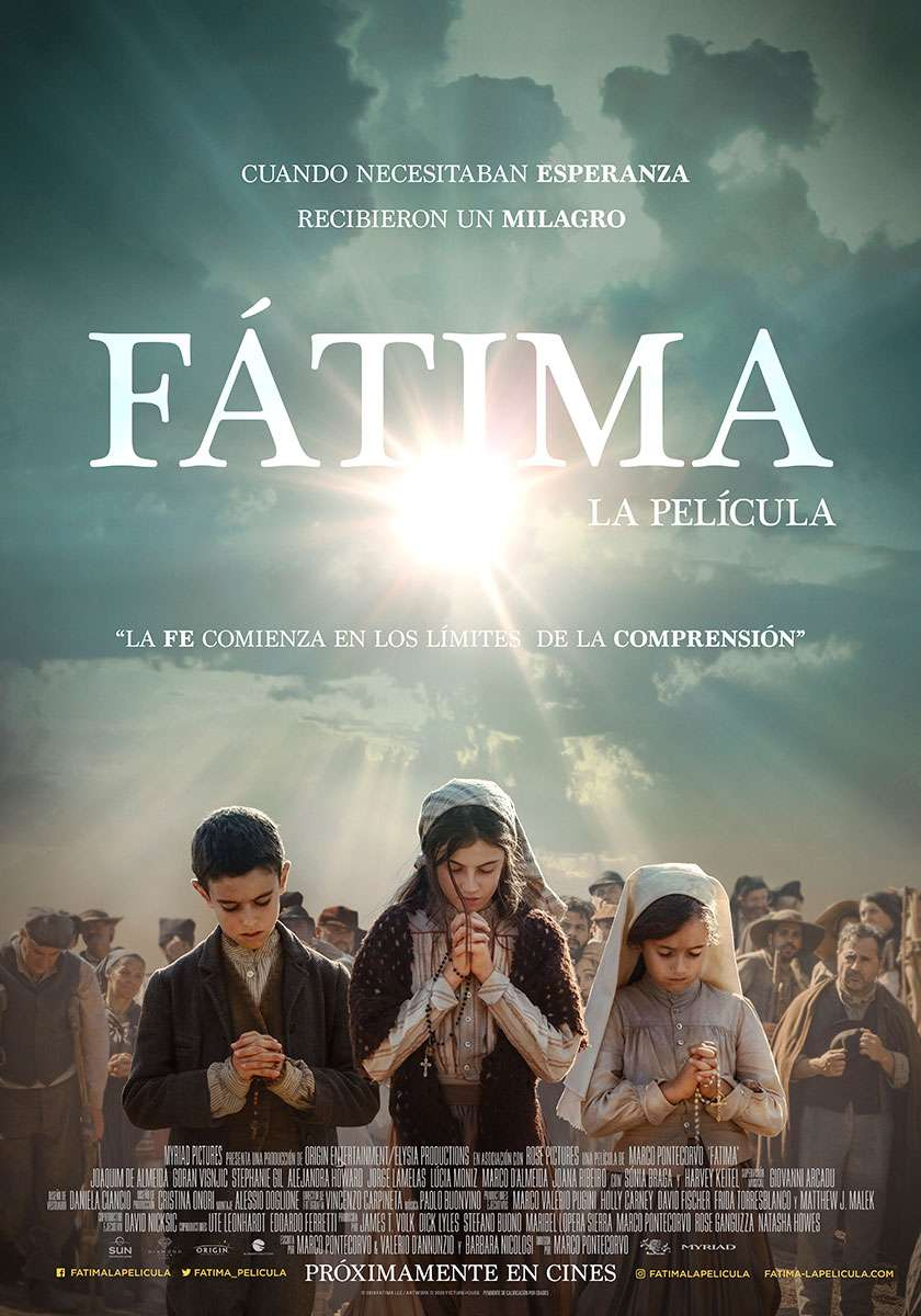 "Photo of Diamond Films presenta ""Fátima"""