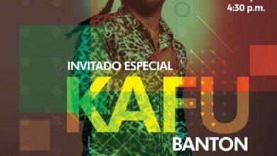 Photo of Tuconcierto Radio tendrá como invitado especial a Kafu Banton
