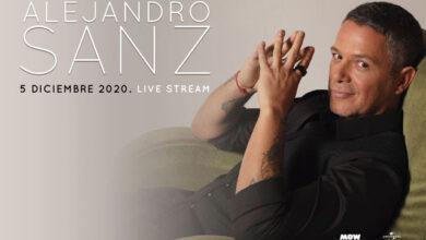 Photo of Alejandro Sanz en concierto exclusivo el próximo 5 de Diciembre