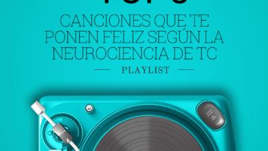Photo of Top 5 de las canciones que te ponen feliz según la neurociencia de Tuconcierto Radio