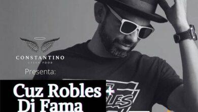 Photo of 'Cuz Robles' es el artista invitado para Tuconciertolive en Constantino Restaurante